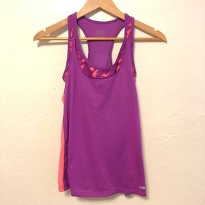 Champion Athletic Tank with Built-in Bra